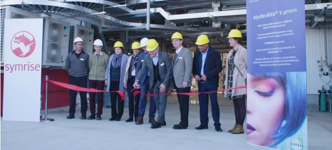 Opening of New Production Site for Hydrolite® 5 green