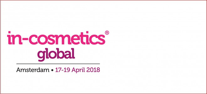 Discover our Highlights @ in-cosmetics in Amsterdam