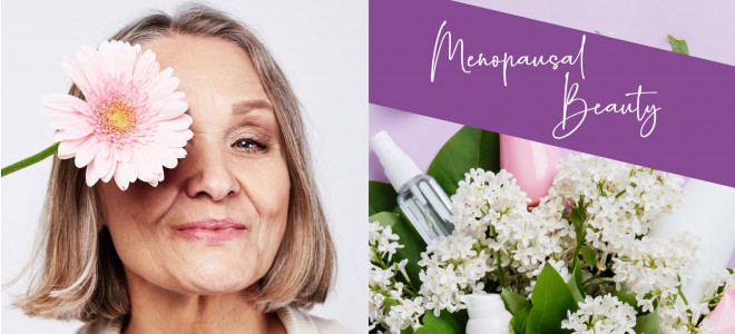 Brand new Menopausal beauty presentation!