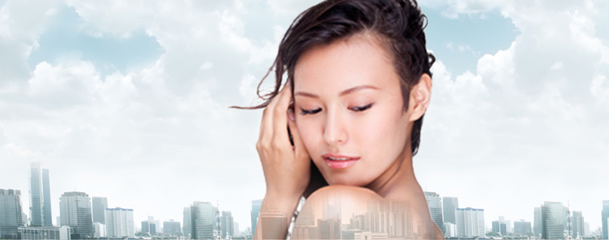 Living in the city… Preserving Skin Radiance Naturally